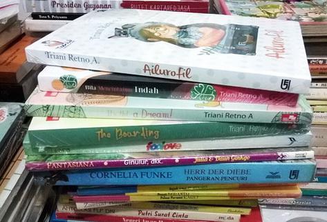 tips mendapatkan buku secara gratis