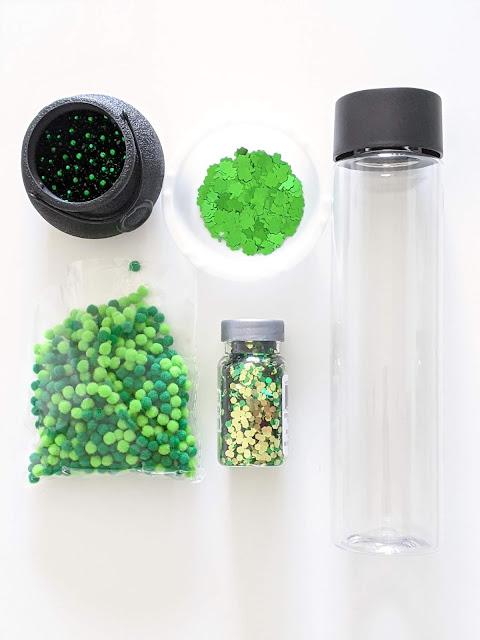 sensory bottle for kids