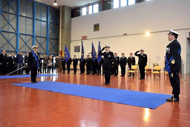 Cambio Comando Guardia Costiera Sarzana