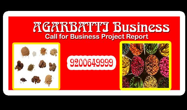 AGERBATTI MAKING BUSINESS
