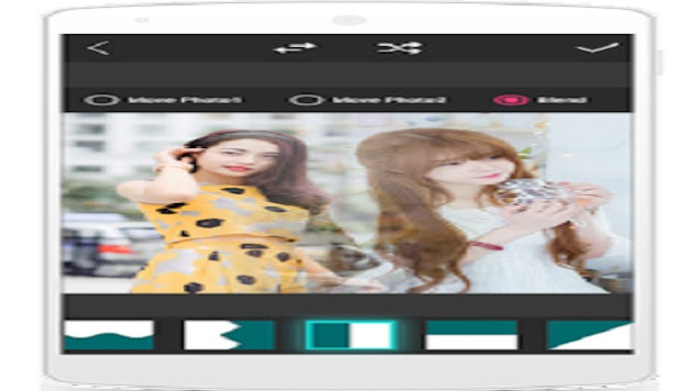Aplikasi Gabung Foto Android