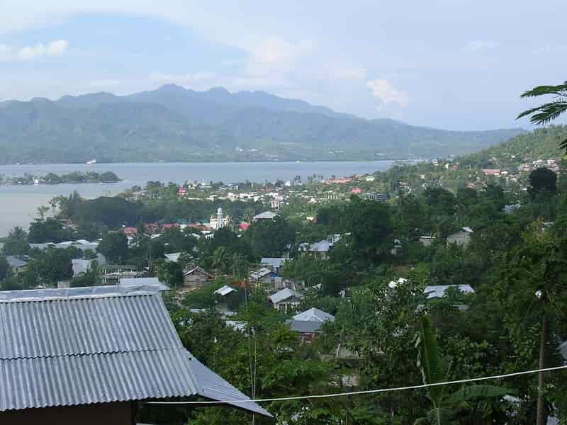 Ahkam Sangaji Profil Singkat Kota Ambon