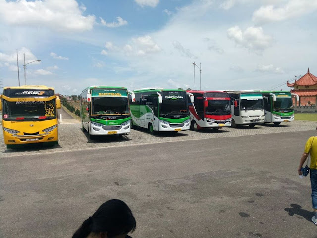 Rental Bus Tanjung Pinang