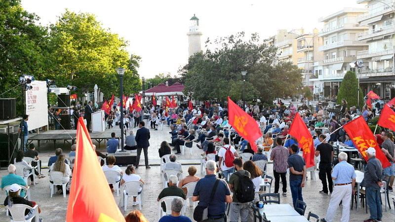 Η επιχείρηση στοχοποίησης μελών και στελεχών του ΚΚΕ στην Αλεξανδρούπολη συνεχίζεται!