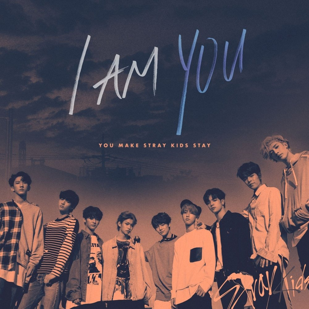 Stray Kids – I am YOU – EP