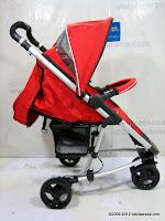 3 CocoLatte CL531 Street LightWeight Baby Stroller 3