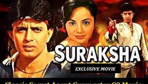 BAAD-E-SABA Entertainment Presents - Classic Action Movie Suraksha Online In HD