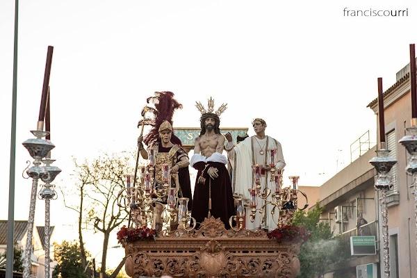 Barbadillo de Jerez de la Frontera anuncia el itinerario de la Extraordinaria de Jesús de la Humildad
