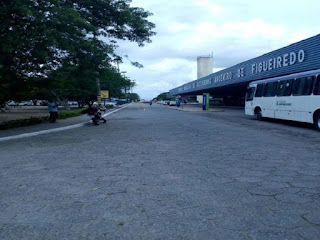 DER-PB fecha terminais rodoviários e paralisa obras no feriadão