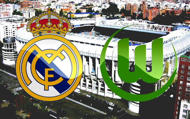 Real Madrid x Wolfsburg (12/06/2016) - Horário, data e TV