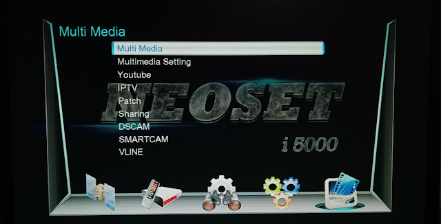 NEOSET i 5000 1506G SIM TYPE HD RECEIVER ORIGINAL SOFTWARE WITH IMEI CHANGING OPTION