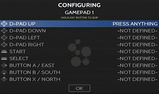 طريقة ضبط قبضة التحكم في محاكي الألعاب Emu ELEC