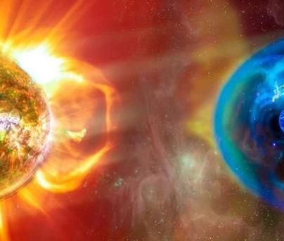 Tempestade solar vai atingir a Terra