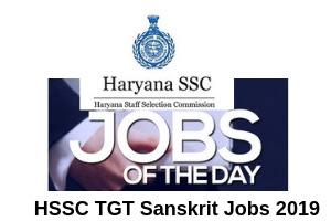 HSSC TGT Sanskrit