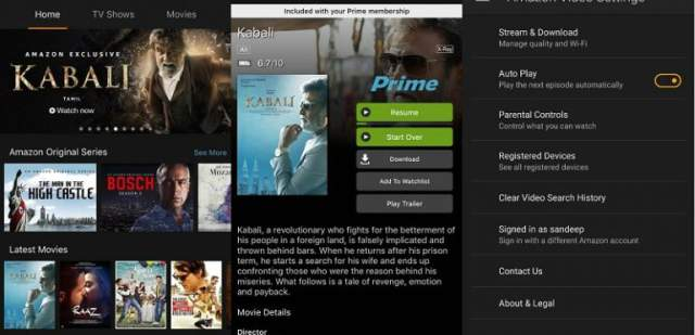 Amazon Prime Video App Now Available in India For Android and iOS