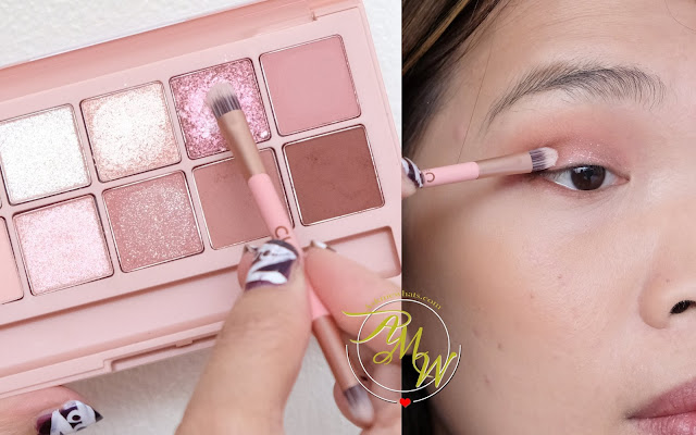 a photo of Nikki Tiu wearing Club Clio Simply Pink Look