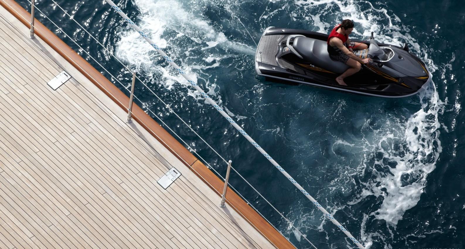 Actividades náuticas en Ibiza