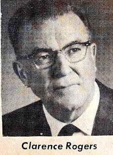 Clarence Rogers, Sharpstein Principal 1973