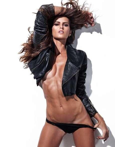 Izabel Goulart hermosa modelo