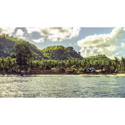 nusa lembongan bali beach