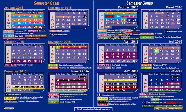 Download File Aplikasi Kalender Pendidikan Terbaru Tahun Pelajaran 2015/2016 Gratis