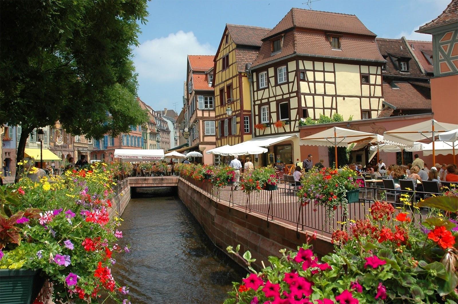 Самые желанные деревеньки Европы для жизни