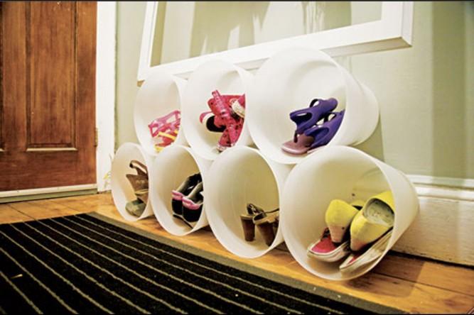 Coretan adrianahussein inspirasi diy tempat letak kasut - Ikea porta scarpe ...