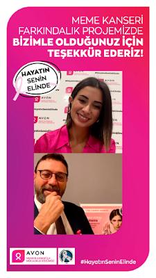Avon Türkiye Yüzlerce Kadına Meme Kanseri Taraması Yapacak