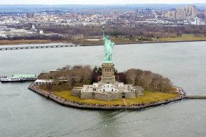 Isla de la Libertad - Estatua de la Libertad