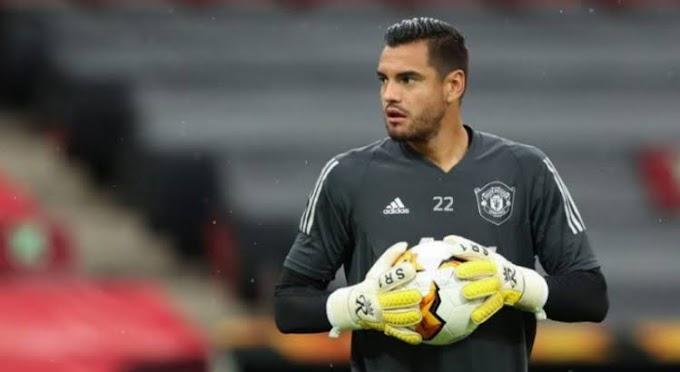 Chelsea set to bid for Manchester United keeper Romero