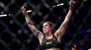 Amanda Nunes Mauls Felicia Spencer Over Five Rounds – UFC 250 Results - Lab Netz