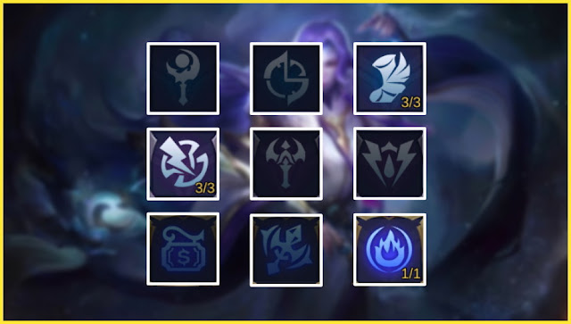 Emblem Luo Yi Terbaik