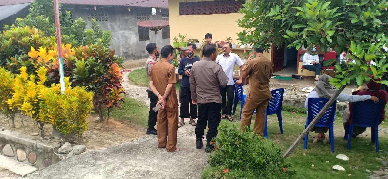 Giat Sosialisasi Penyuluhan Redistribusi Tanah Oleh BPN Kabupaten Luwu Utara