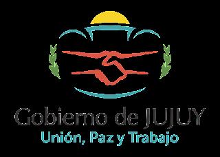 Del Gobierno de la Provincia de Jujuy Logo Vector