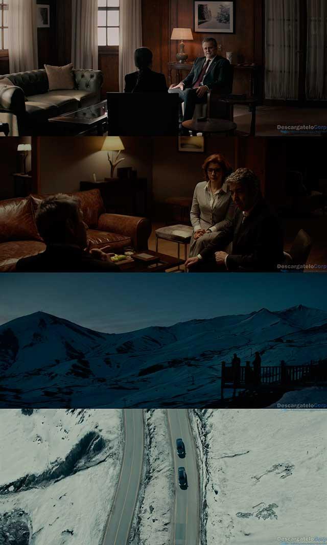 La Cordillera (2017) HD 720p Latino