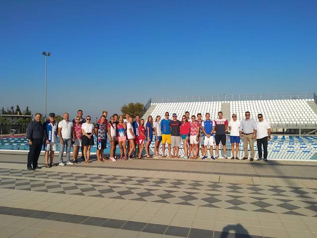 Κορυφαίοι Ρώσοι κολυμβητές στο Λουτράκι