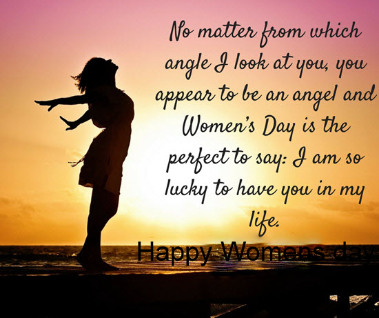 45 ♥ Happy Women's Day Wishes 2018