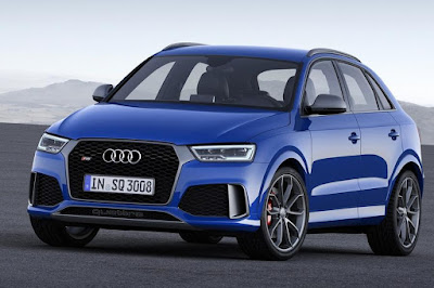 Audi RS Q3 Performance (2016) Front Side