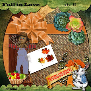 Last of Fall In Love freebie