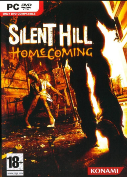 Descargar Silent Hill Homecoming ESPAÑOL 1 LINK PC FULL GOOGLE DRIVE