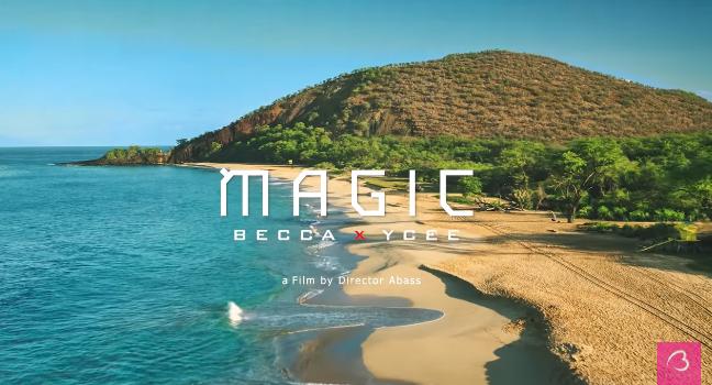 Becca - MAGIC [Feat  Ycee ] (Official Music Video) - LinkMusicgh
