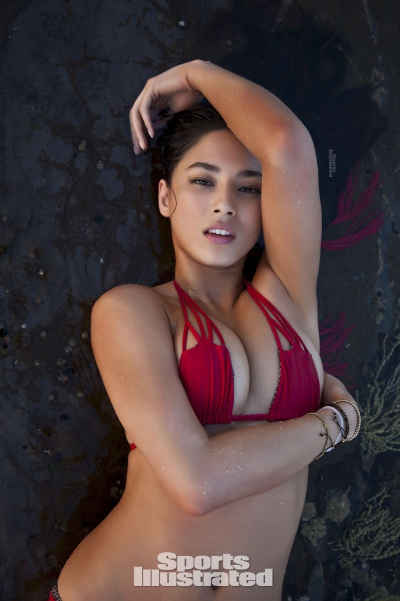 Jessica Gomes Featured in Sports Illustrated Swimsuit 2012