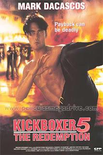 Kickboxer 5 (1995) [Latino-Ingles] [Hazroah]