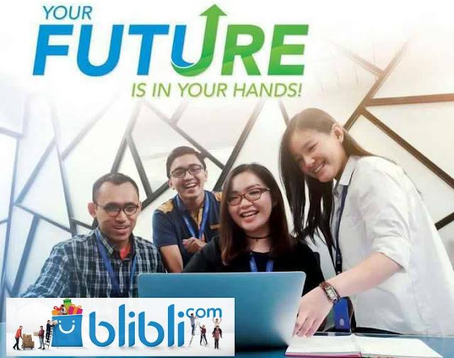 Lowongan Kerja FUTURE Program Batch 2 Blibli.com April 2017