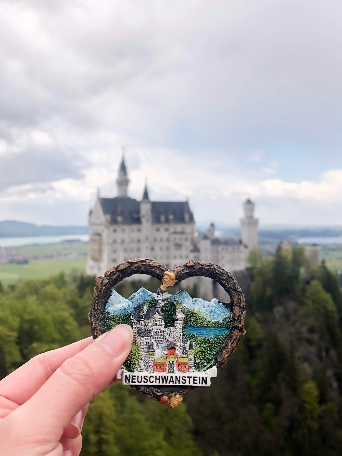 Neuschwanstein Castle itinerary, Neuschwanstein Castle day trip