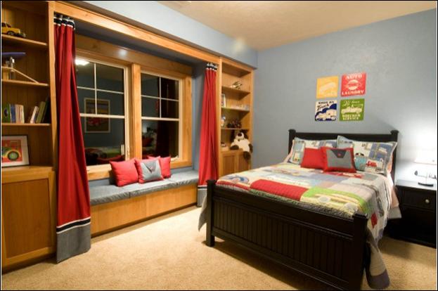 Key Interiors by Shinay: Big Boys Bedroom Design Ideas