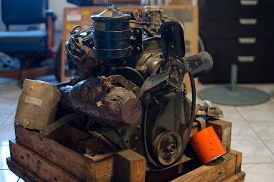 New Old Stock Willys MB Motor