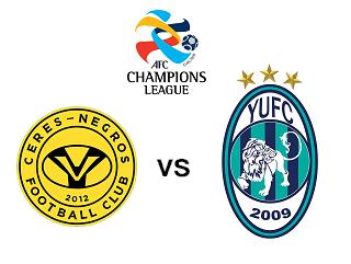 Ceres Negros FC vs. Yangon United FC