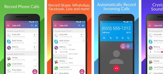 How to Record WhatsApp, Viber, Skype, Video Call on Android
