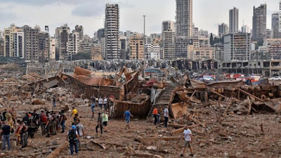 Lebanon Beirut Explosion: The Cause Of The Explosion Has Been Revealed (SEE)